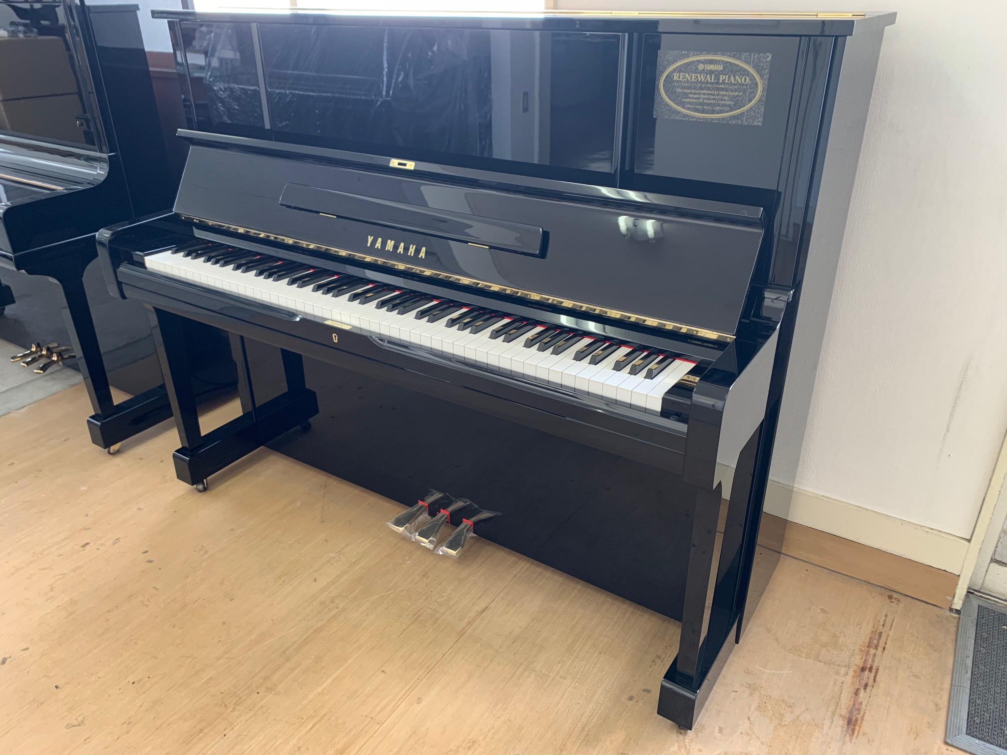 ヤマハリニューアルピアノ UX-1